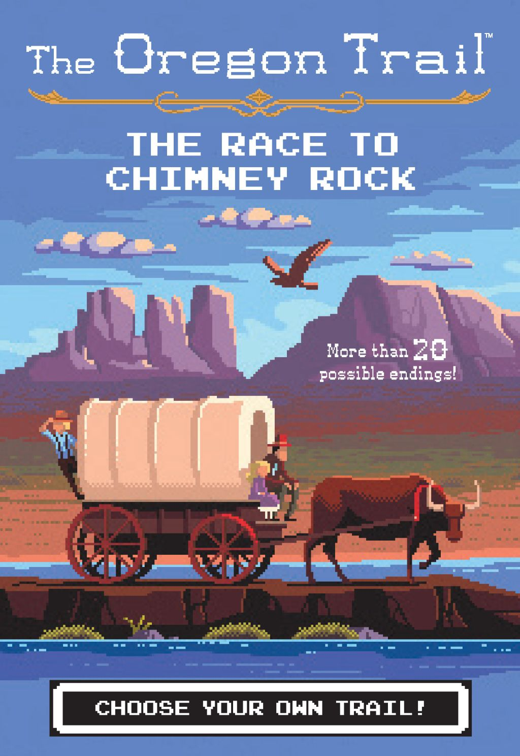 The Race To Chimney Rock Ebook