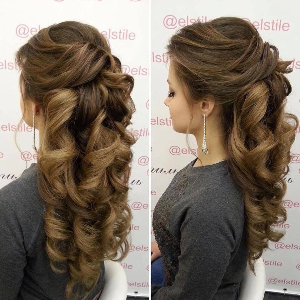 Pin By Claudia Murillo On Vestidos Cortos Wedding Hair And Makeup Hair Styles Wedding Hairstyles