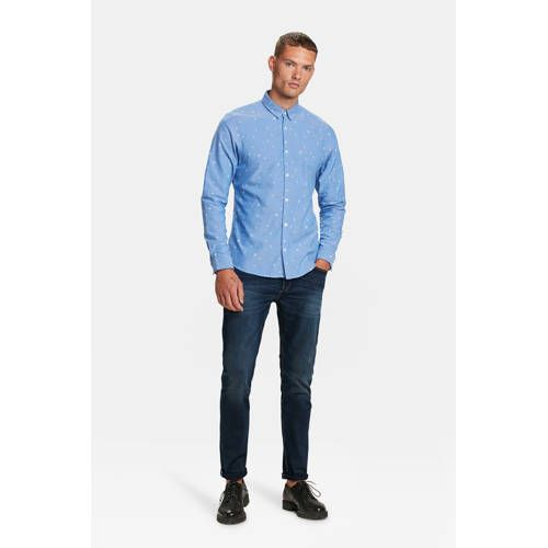 We Slim Fit Overhemd.We Fashion Blue Ridge Slim Fit Overhemd In 2019 Products