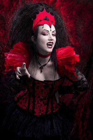 LADY AMARANTH Vampires A Gothic Affair