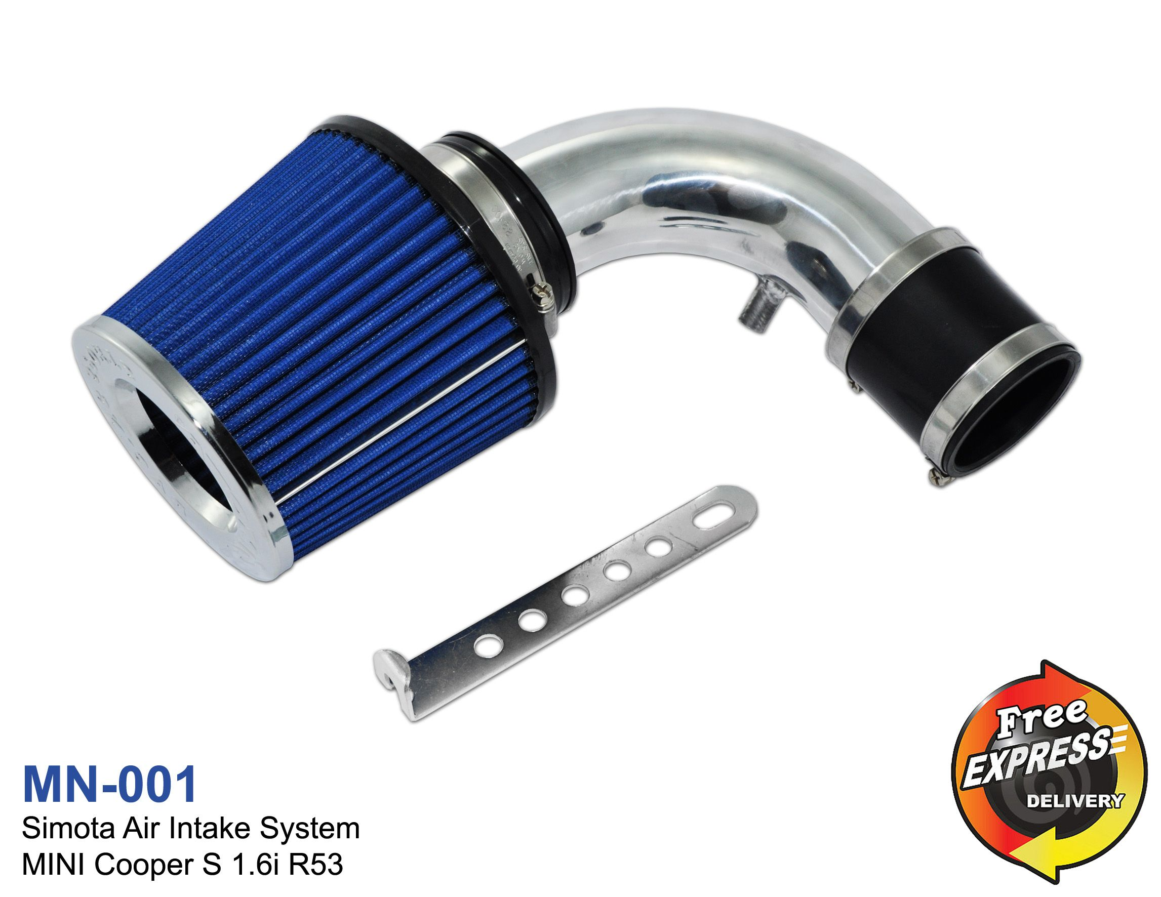 Air Intake System For Mini Cooper S 1 6i R53 Mini Cooper S Mini Cooper Mini