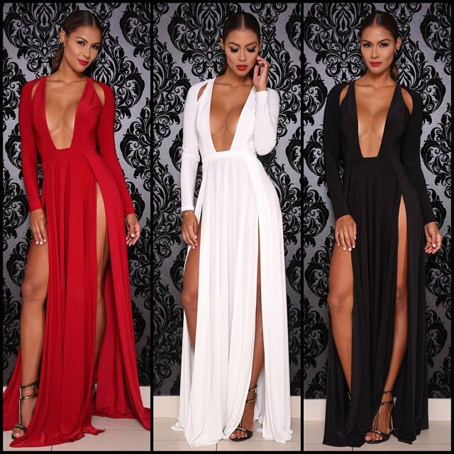 Which color is your fave? Pre-Order the insanely hot abyss ENVY dress XS-L Kourvosieur.com March delivery date This dress will sell out, reserve…""