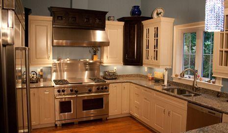 bottom trim on cabinets | Kitchen renovation, Kitchen ...
