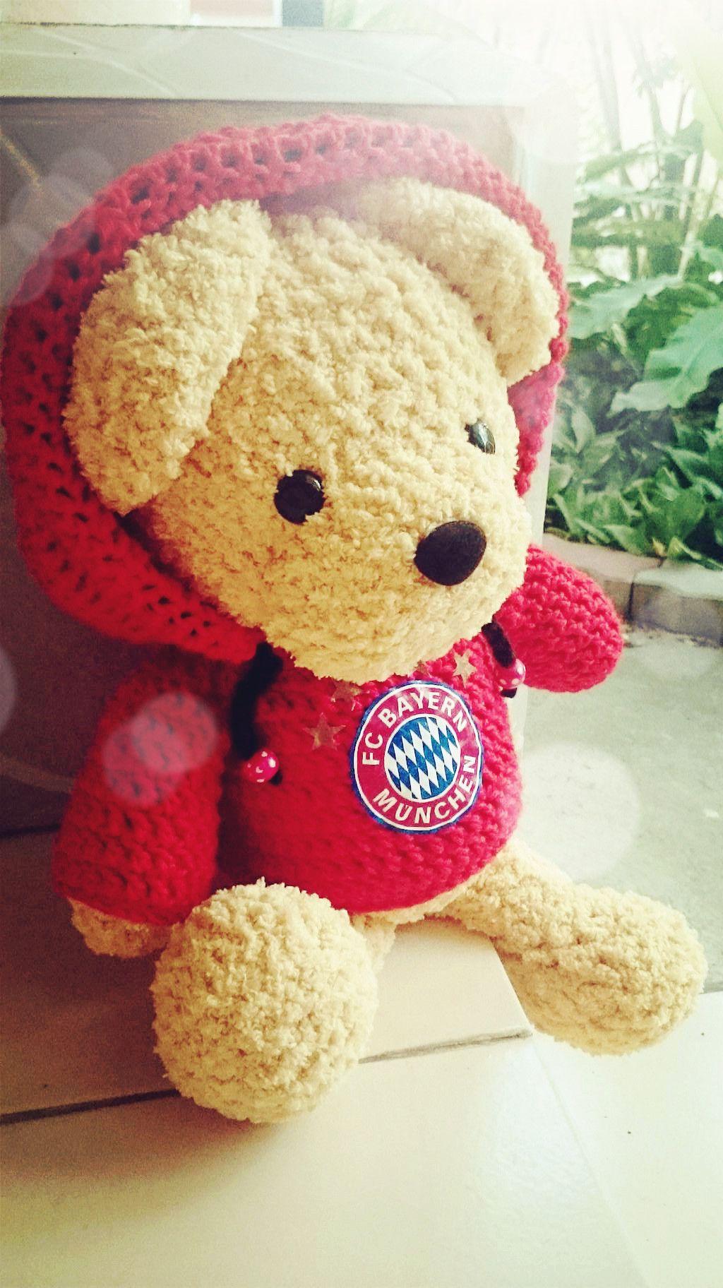 Bear lover : By Guichai . Bayern münchen deutscher meister ...