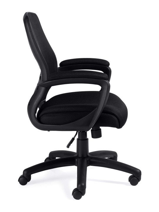 Comfortable Desk Chair No Wheels