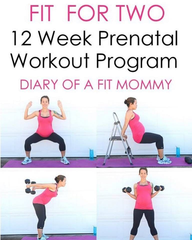 Pin On Pregnancy Workouts