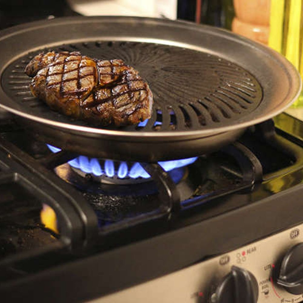 Smokeless Stove Top Grill