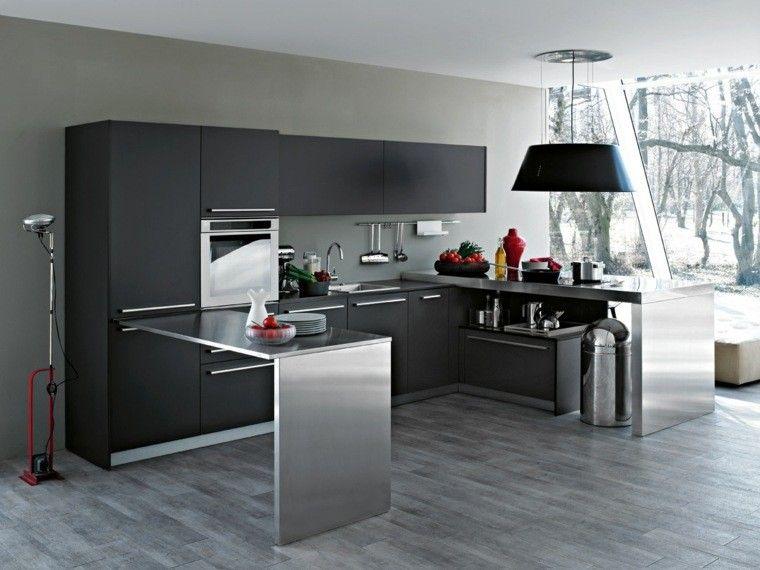 Decoración de interiores cocinas modernas con estilo | House