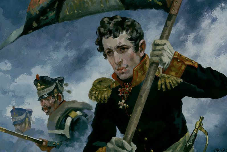 изображение войны в 1812 в романе война и мир