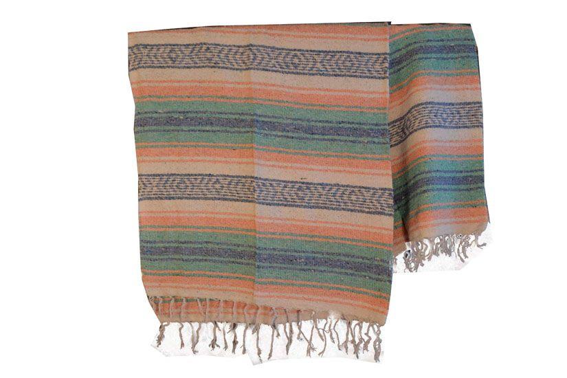 Mexikanische Decke Falsa Camping Deckchen Mexikanisch Und