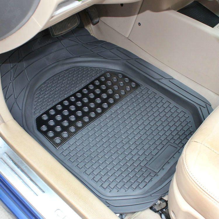 how to clean car carpet mats