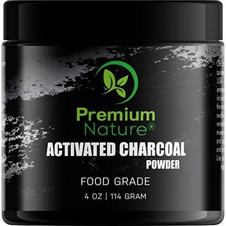 Activated Charcoal Teeth WhiteningPowder All Natural 4 oz Black Charcoal Charcol Teeth Whitener Charcole White TeethPowder Safe & Gentle for Gums Sensitive Teeth Brighter Smile #gumremoval