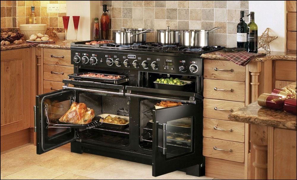 Falcon Excel  Dual Fuel  The Kitchen Shop  Kitchen