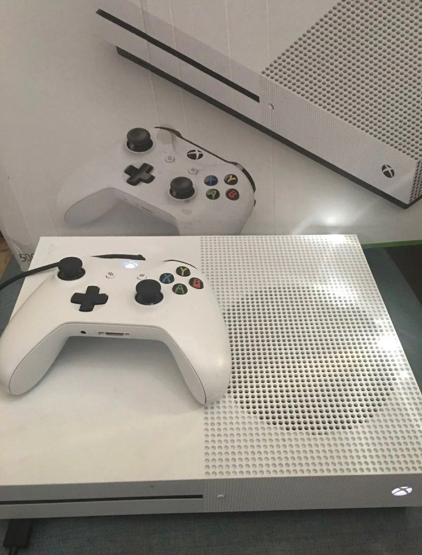 Brand New 1 Tb Retail Price 300 240 And Free Shipping Xbox One S Xbox One S 1tb Xbox One