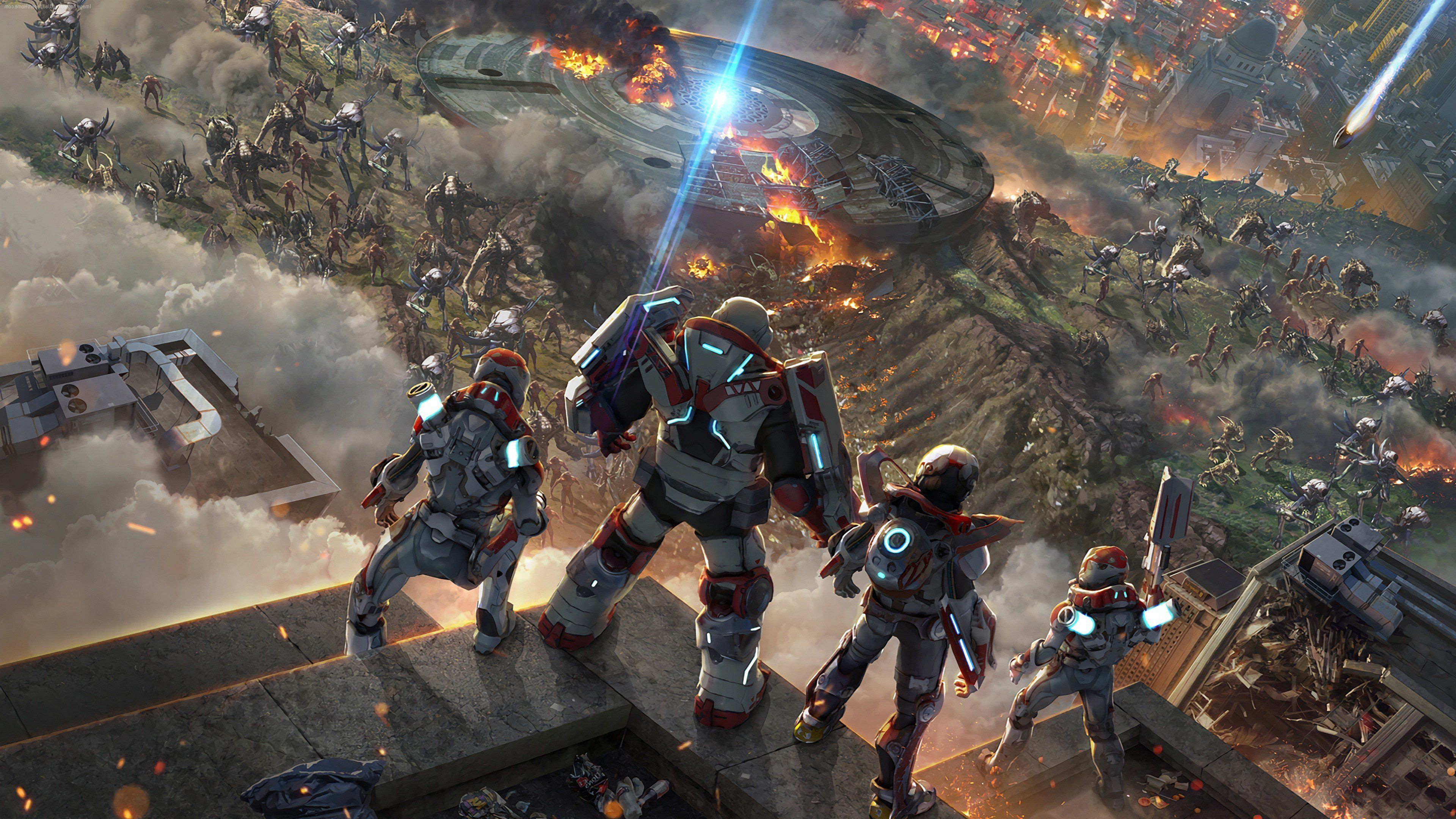 Alienation Game PS PlayStation