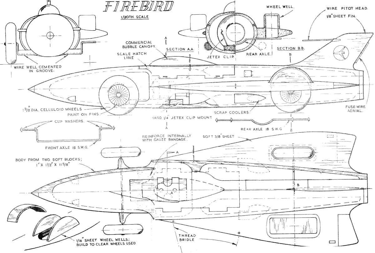 General motors archives cars gm firebird 1 1954 aset10