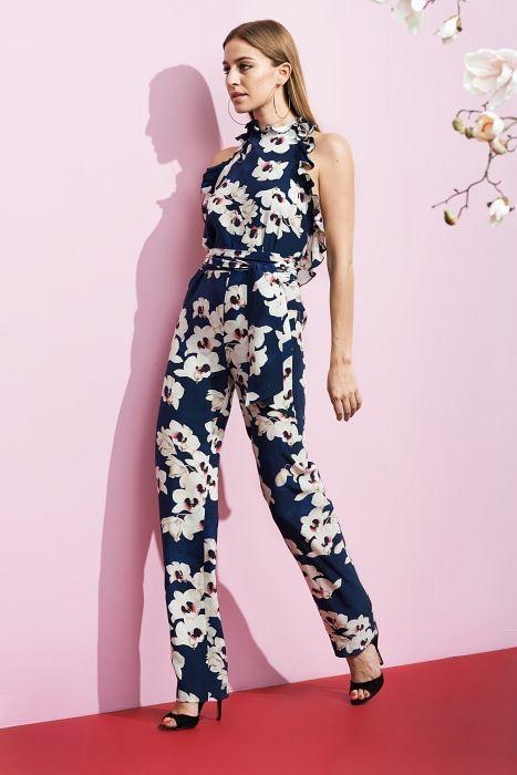 THE GARDEN COLLECTION | Teotoki Jumpsuit Luxury Jumpsuits Playsuit ...