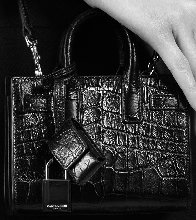 84a76addf Saint Laurent Classic Toy Sac De Jour Bag | Designer Bag Love | Bags ...