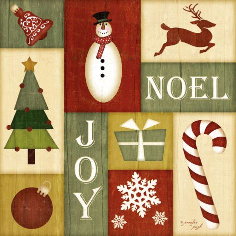 , Holiday sampler - red and green
