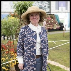 Imelda Staunton and celebrities take in the Chelsea Flower Show