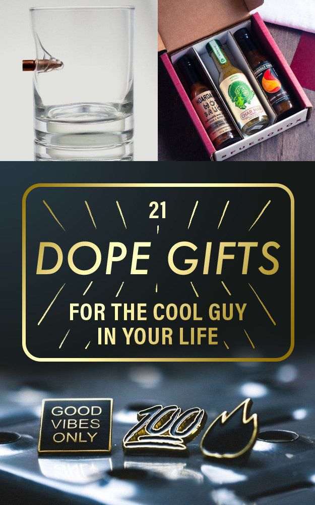 21 Inexpensive Gifts For The Cool Guy In Your Life ...