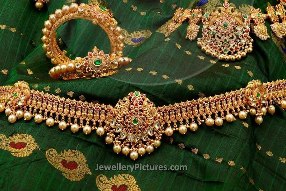 South Indian Gold Jewellery Designs Catalogue Jewellery