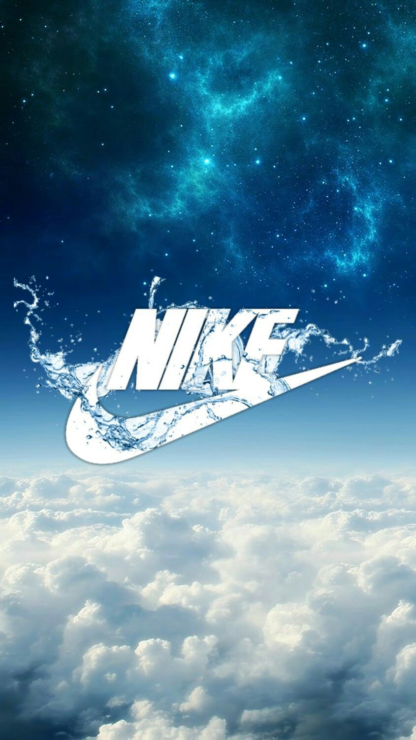 Keep Your Head Up In The Clouds And Just Do It Nike Wallpaper Adidas Wallpapers Jordan Logo Wallpaper