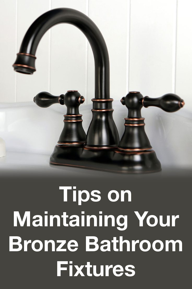 Photo of How to maintain bronze bathroom fittings | Overstock.com