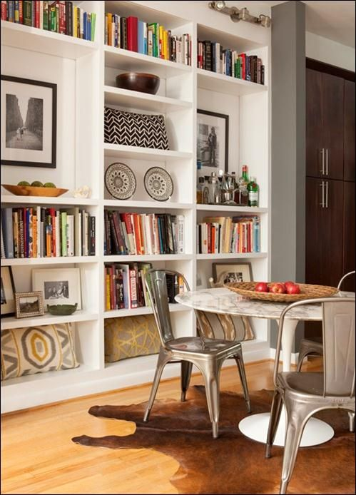 Floor To Ceiling Shelving Arredamento D Interni Idee