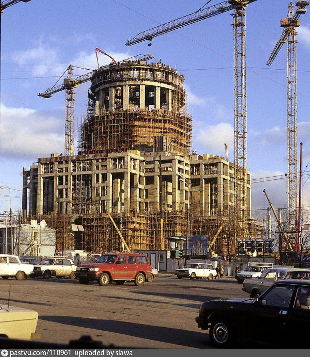 Москва 1990-х годов и сегодня. 10 фото | Про life в Москве и не только | Яндекс Дзен