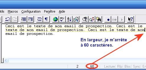 Email Marketing Rediger Un Bon Texte D Email Texte Lycee Rediger
