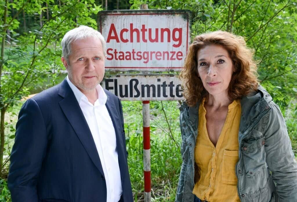 Tatort Grenzfall Ein Klasse Krimi Mit Adele Neuhauser Und Harald