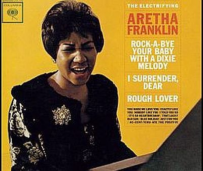 """Released on March 19, 1962, """"The Electrifying Aretha Franklin"""" is the second studio album by Aretha Franklin. TODAY in LA COLLECTION on RVJ >> http://go.rvj.pm/7qz"""