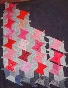 Den syende himmel: Rosa halve sekskanter