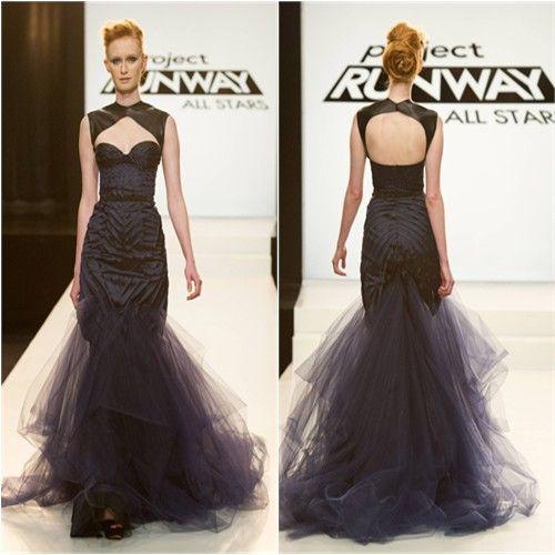project runway dress   dresses 6   Pinterest
