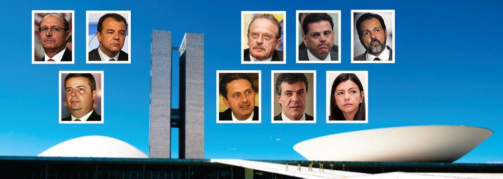 Romaria a Brasília em busca de dinheiro | Brasil 24/7