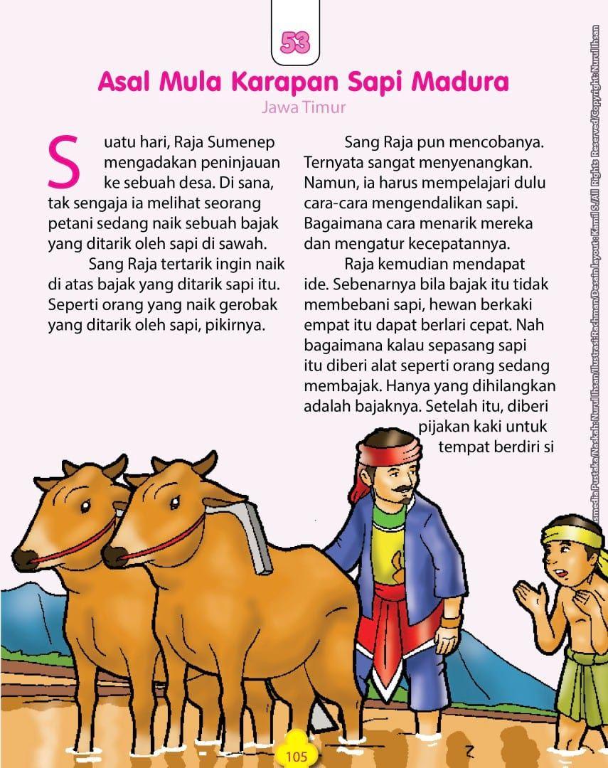 Ebook Online 101 Cerita Dan Dongeng Rakyat Nusantara Dongeng Rakyat