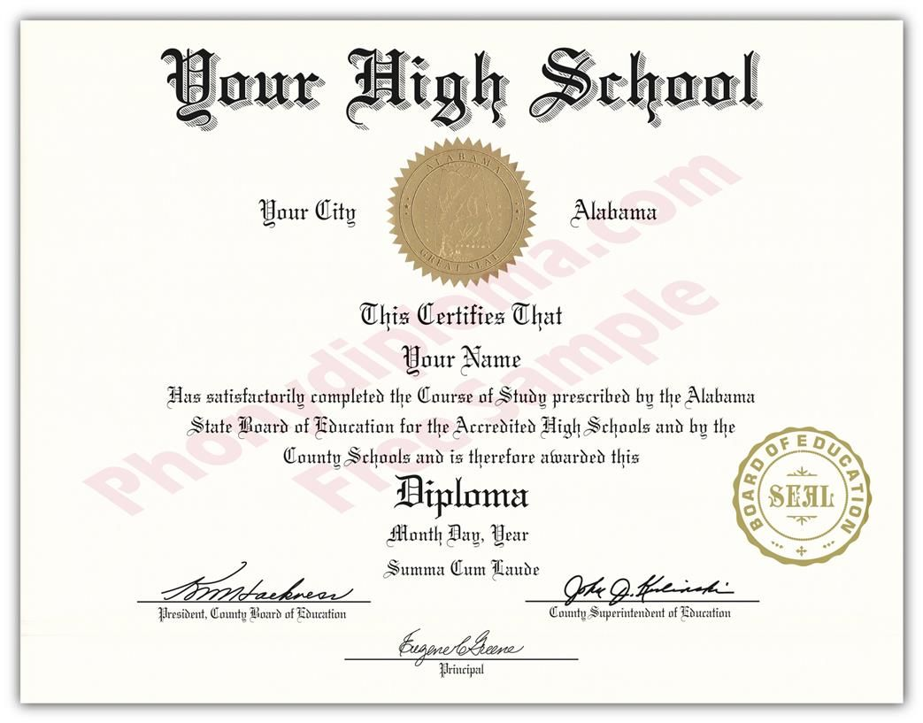 Request A Free Sample Phonydiploma Com High School Diploma High School Degree High School [ 817 x 1043 Pixel ]