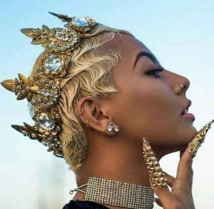 Nails Birthday 21st Black 42 Ideas Diy Hairstyles Natural Hair Styles 21st Birthday Photoshoot