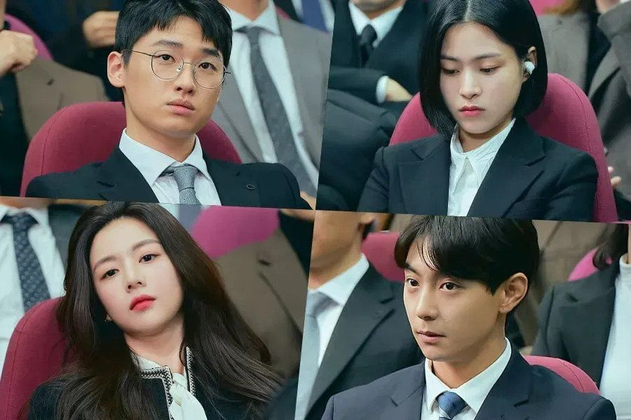 "David Lee, Lee Soo Kyung, And More Are Law Students With Different Goals And Backgrounds In Upcoming Drama ""Law School"""