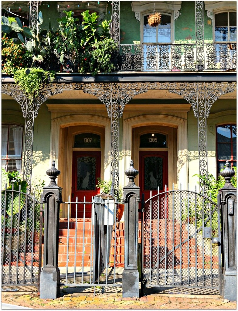 Lower Garden District Apartments in New Orleans, about
