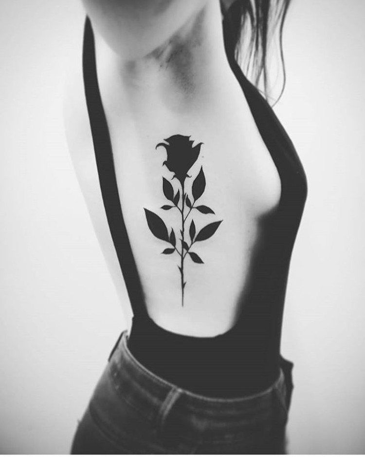 Jaw Dropping Girl Tattoo Rose: Jaw Dropping Tattoos That Will Blow Your Mind ⋆