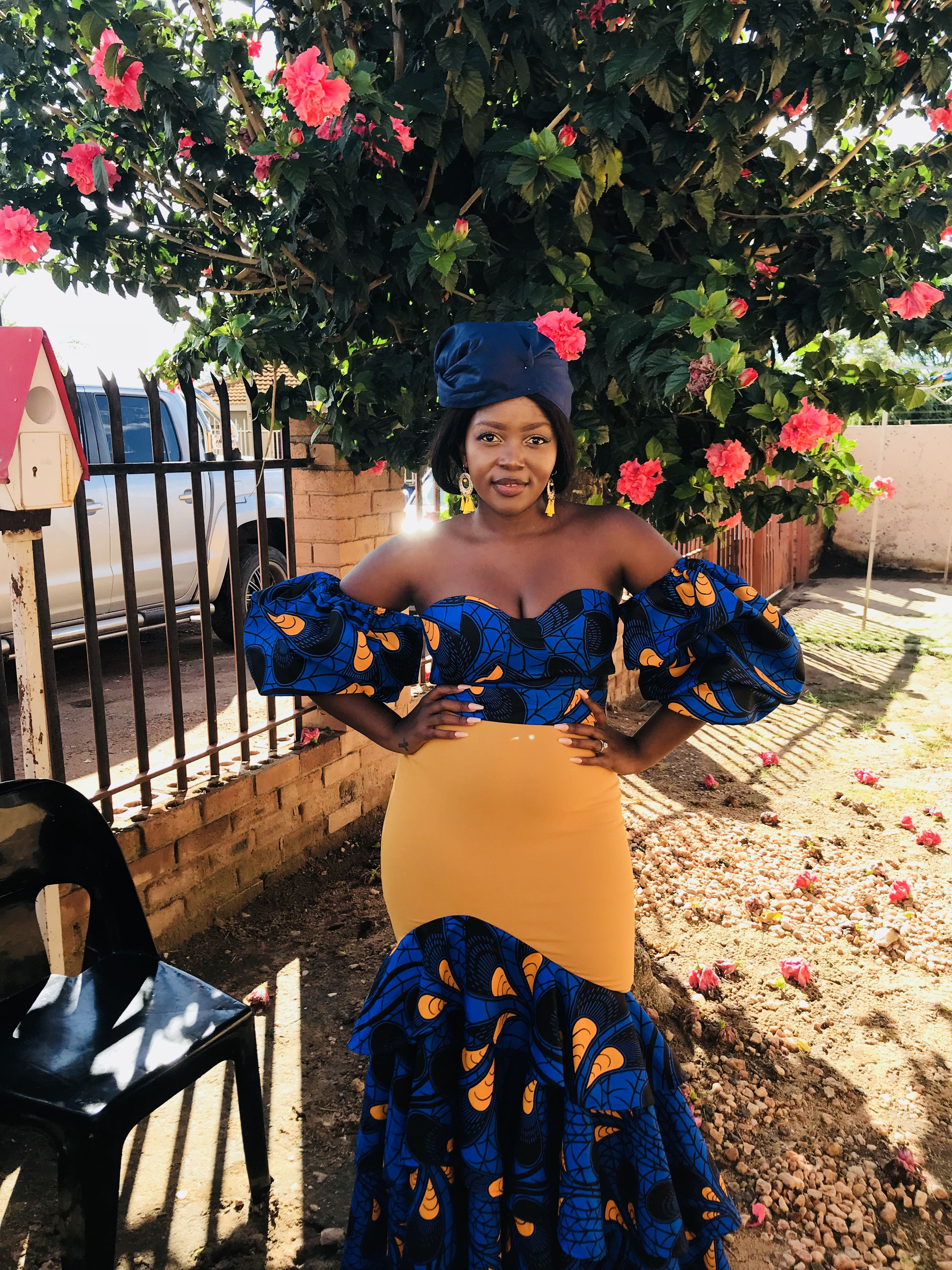 6a53435d955 Aren t These African Brides Beautiful In Their Traditional .