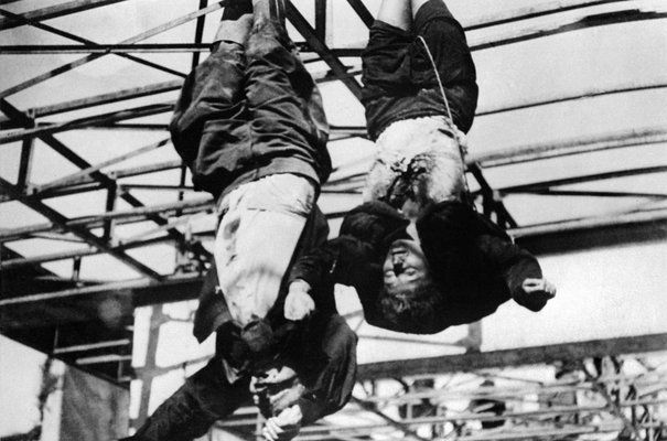 "image search result for ""hanged Mussolini"""