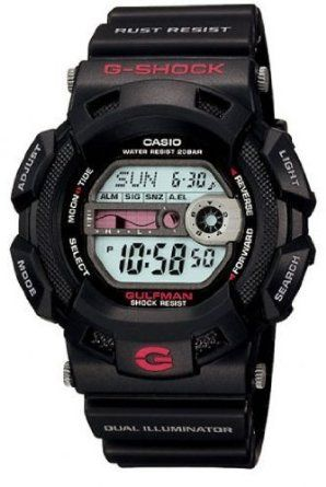 Casio Mens G-Shock Watch G9100-1V