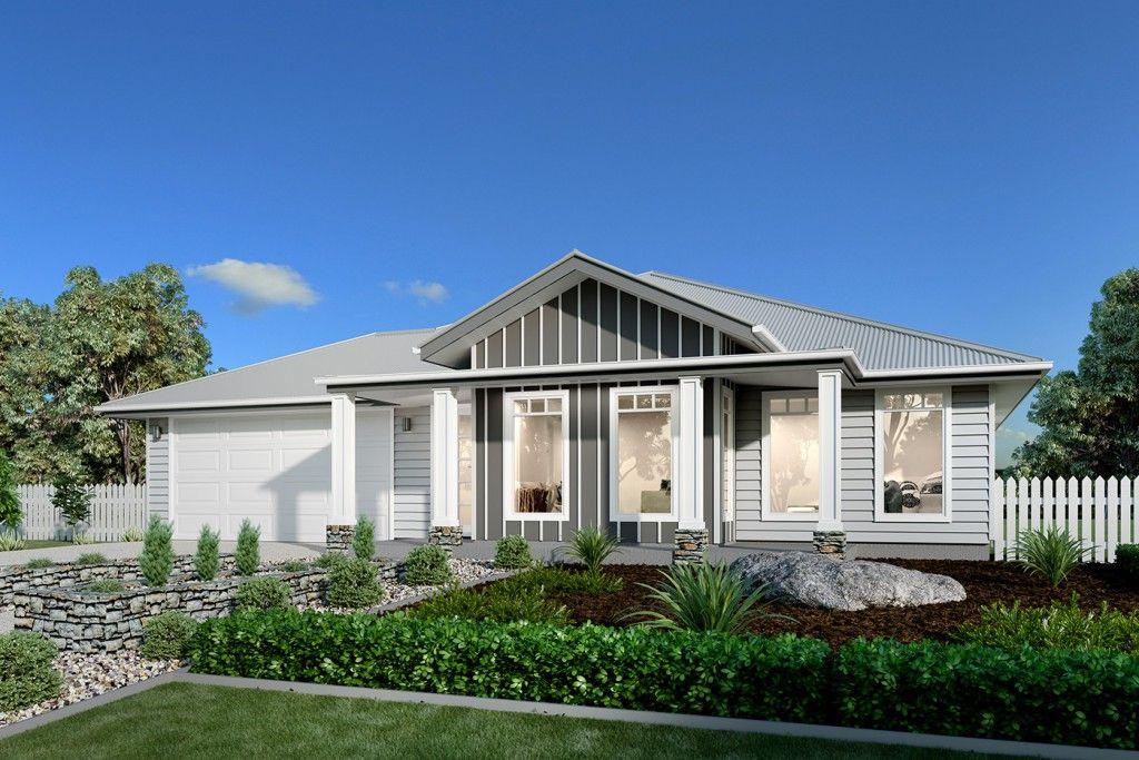 Glenview 260 Custom Home Design G J Gardner Homes In 2020 House Design Custom Home Designs Facade House