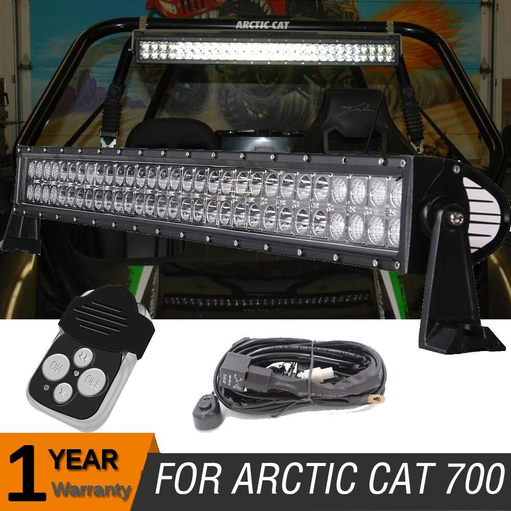 "CREE LED Light Bar Kit 30"" ARCTIC CAT WILDCAT SPORT TRAIL"