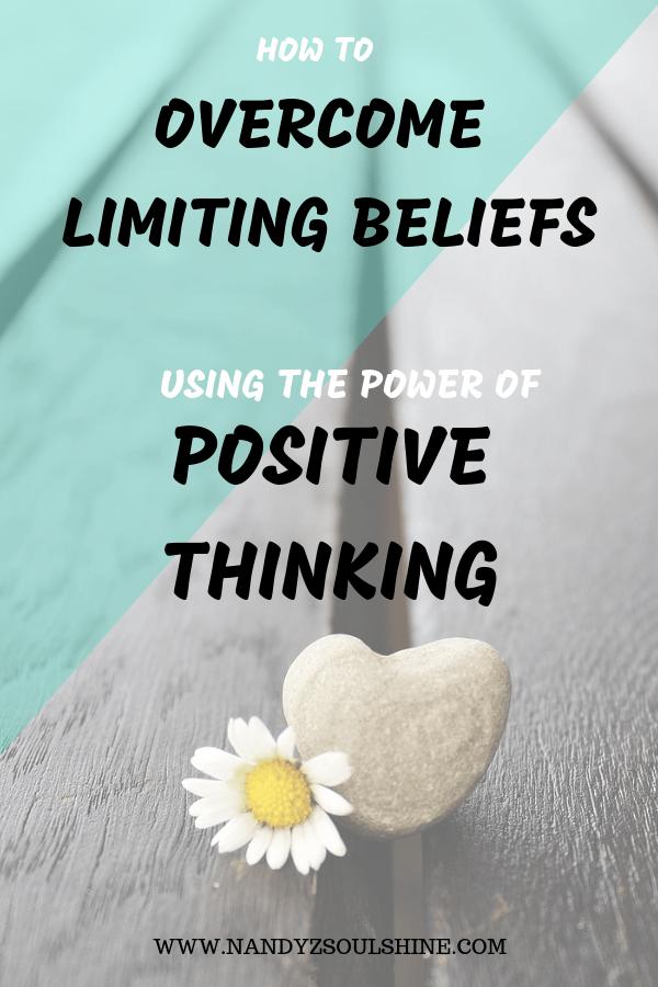 limiting beliefs examples