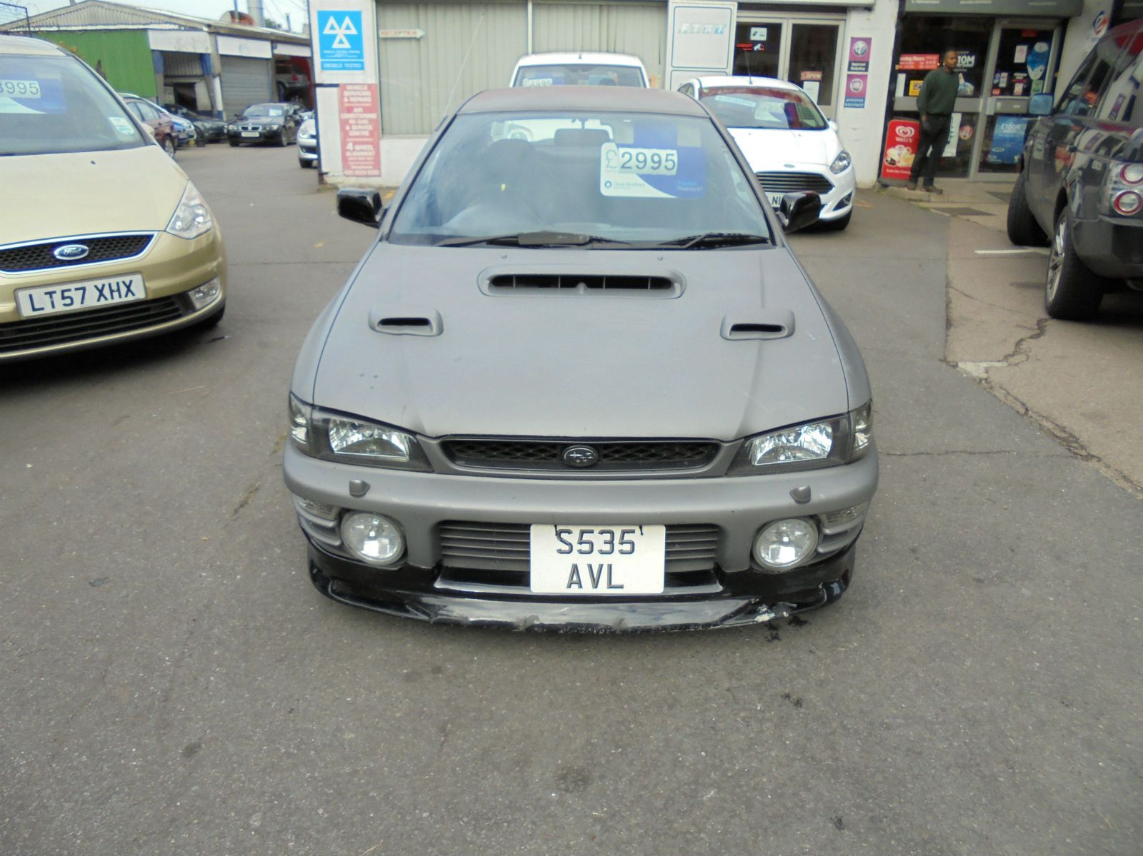 Looking For A 1998 Subaru Impreza 2 0 Turbo 2000 This One Is On