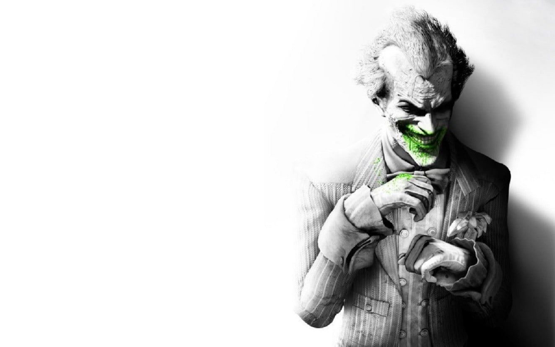 Batman Joker Video Games Batman Arkham City Rocksteady Studios The Riddler 720p Wallpaper Hdwallpape Batman Joker Wallpaper Joker Images Joker Wallpapers